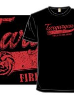 Fire & Blood Sport T-Shirt