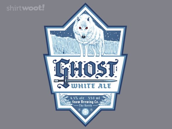 Ghost White Ale