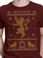 Golden Lion Sweater T-Shirt
