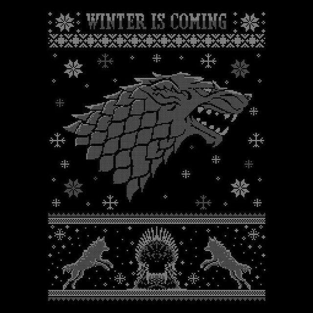 Grey Wolf Sweater