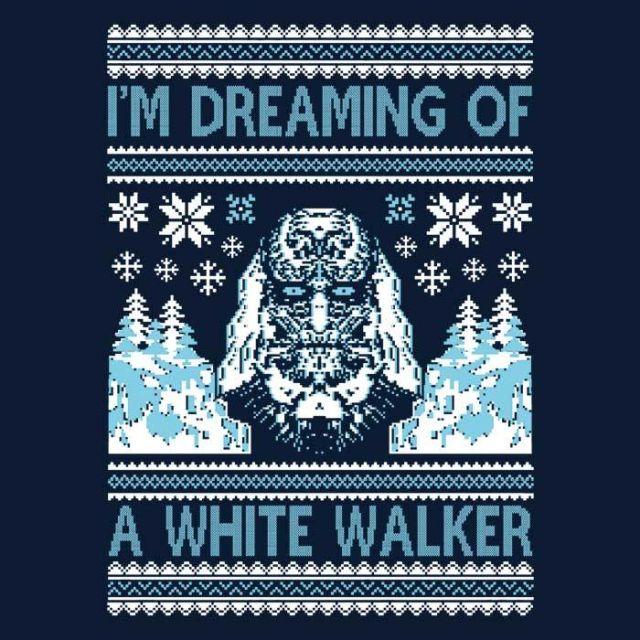 I'm Dreaming of a White Walker
