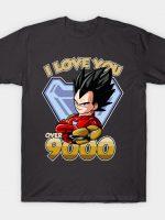 Love Over 9000 T-Shirt