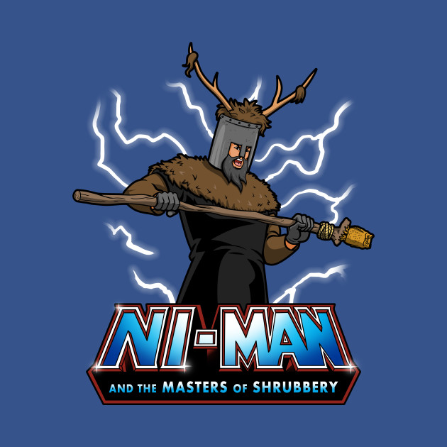 Ni-Man: Masters of Shrubbery