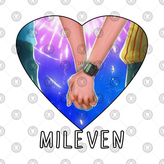 Mileven hands