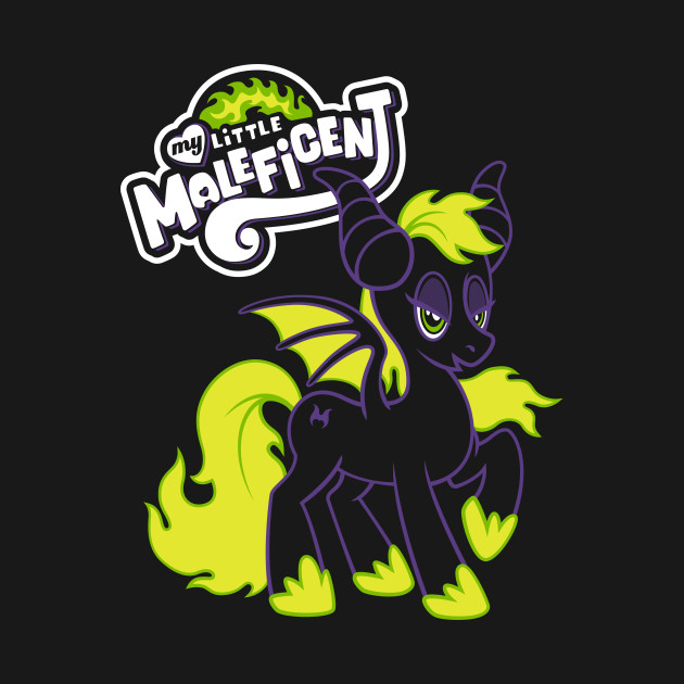 My Little Maleficent