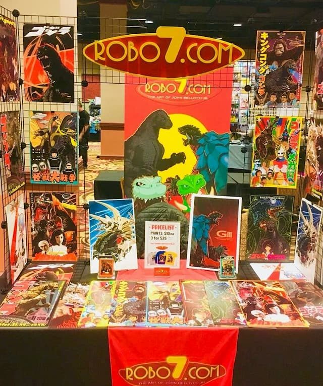 ROBO7 #Wintercon