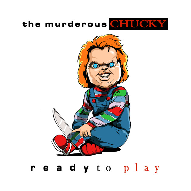 The Murderous Chucky Ready to Play