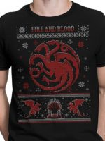 Red Dragon Sweater T-Shirt