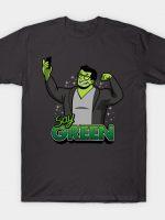Say Green T-Shirt