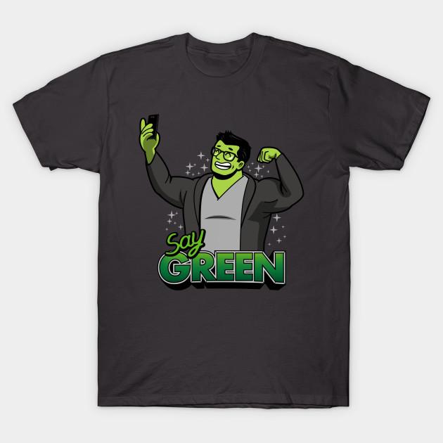 Say Green
