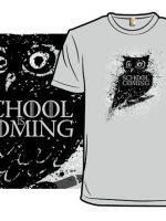School is Coming T-Shirt