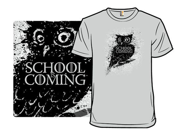 School is Coming