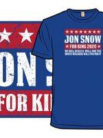 Snow 2020 T-Shirt
