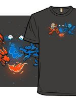 Snowball Fight at the End of the World T-Shirt