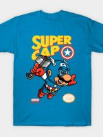 Super Cap Bros T-Shirt