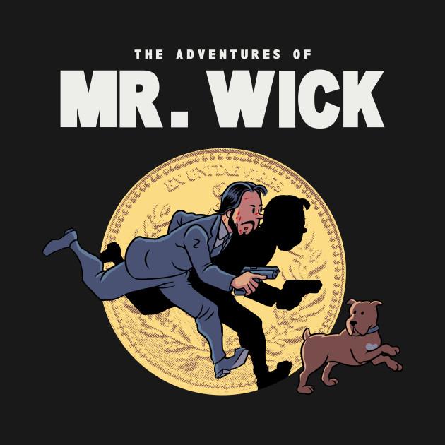 The Adventures of Mr. Wick