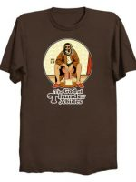 The God of Thunder Abides T-Shirt