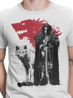 The King and the Wolf T-Shirt
