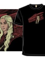 The Unburnt Queen T-Shirt