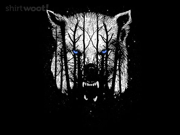 The Winter Wolf is Coming