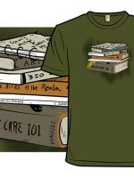 Throne of Books T-Shirt