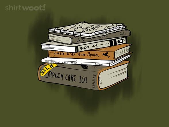 Throne of Books