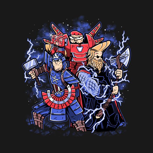 Toonvengers Trinity