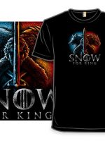 Uniting Ice And Fire T-Shirt