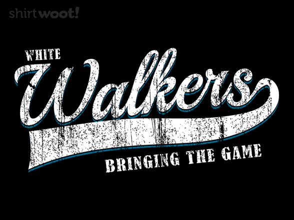 Walkers Bringing the Game