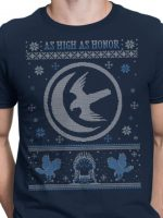 White Falcon Sweater T-Shirt