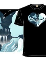 Winterfell Heart T-Shirt