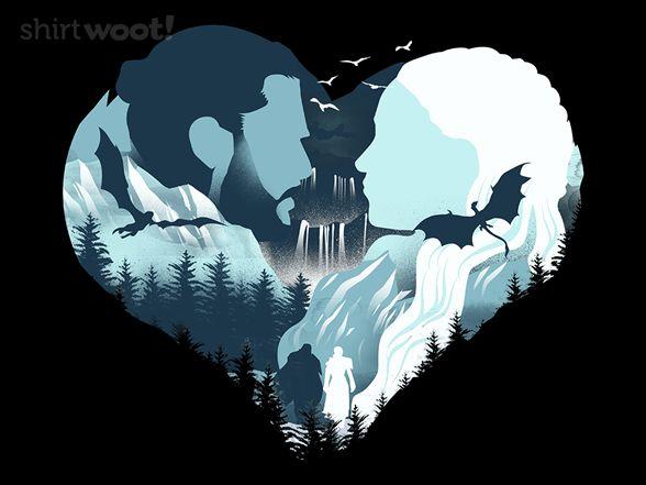 Winterfell Heart
