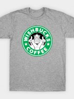 Wishbucks Coffee T-Shirt