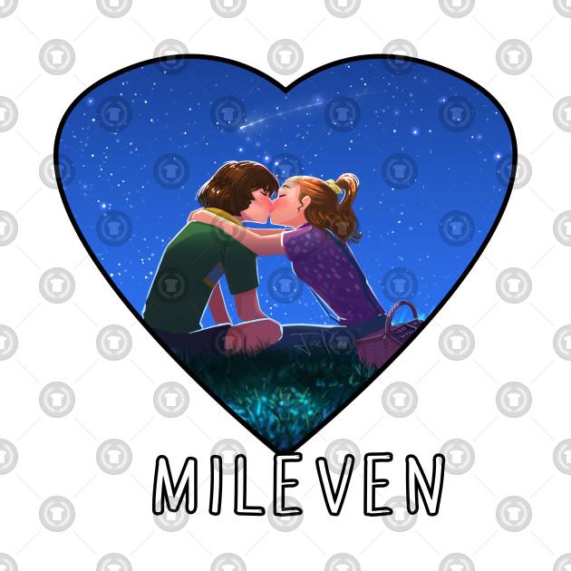 mileven heart