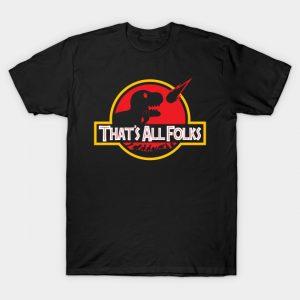 Jurassic Park Parody T-Shirt