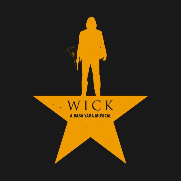 Wick A Baba Yaga Musical