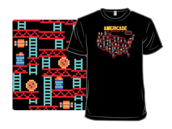 Americade Donkey Kong T-Shirt