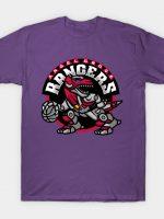Angel Grove Rangers T-Shirt