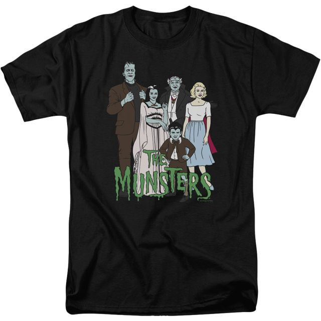 Animated Munsters