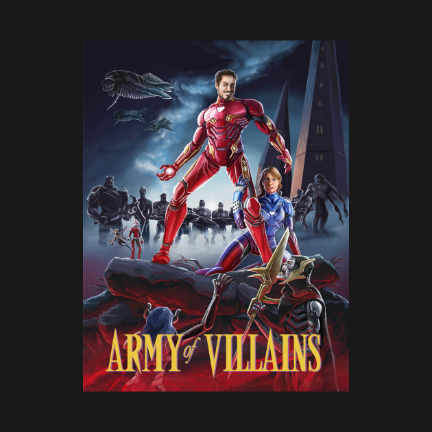 Army of Villains