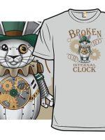 Broken Internal Clock T-Shirt
