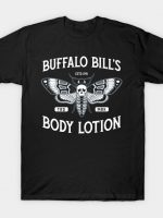 Buffalo Bill's Body Lotion T-Shirt