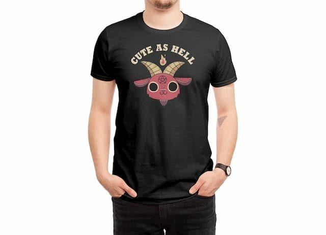 CUTE AS HELL T-Shirt