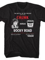 Chunk Versus Rocky Road T-Shirt