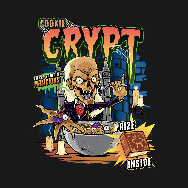 Cookie Crypt Cereal