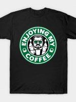 Enjoying My Coffee T-Shirt