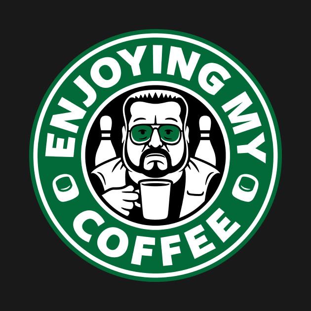 Enjoying My Coffee