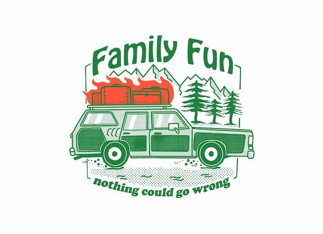 FAMILY FUN - Nothing Could Go Wrong