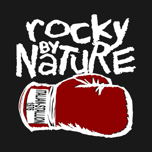ROCKY BY NATURE