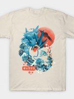Flying Water Type Monster T-Shirt